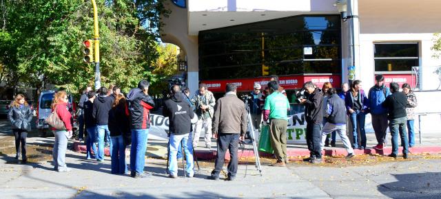 Jornada nacional de protesta de prensa: por qué nos movilizamos