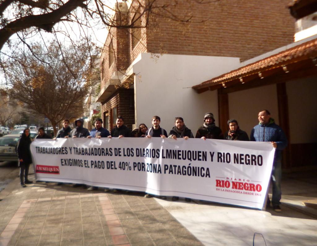 Zona Patagónica trabajadores-as LMNqn & Diario RN Nqn 01