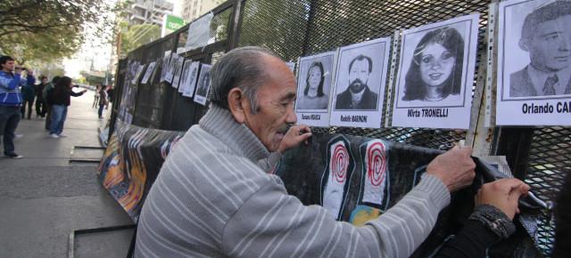 A 40 años del golpe y de los crímenes de la dictadura militar