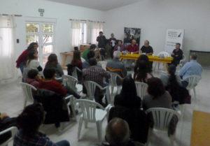CHOS MALAL Presentación libro Crímenes de la dictadura en Nqn&Rn 16abril2016 MUTEN SPN 03