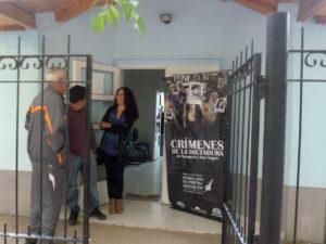 CHOS MALAL Presentación libro Crímenes de la dictadura en Nqn&Rn 16abril2016 MUTEN SPN 04