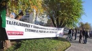 Neuquen Acto 7 de junio día del periodista Plazoleta Periodistas Neuquinos Sindicato de Prensa de Neuquén 001