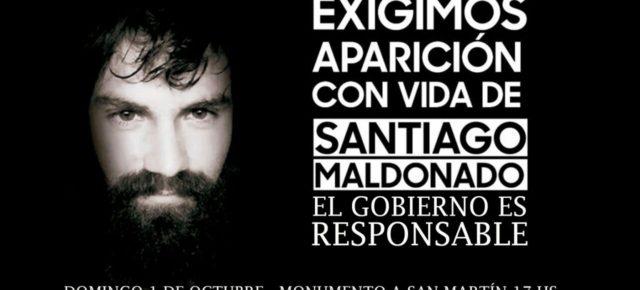 Este domingo 1 de Octubre, todos por Maldonado