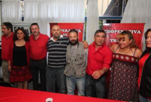 07 Neuquén Firma convenio Gepprovi & SPN 25 viviendas trabajadores prensa Foto SPN