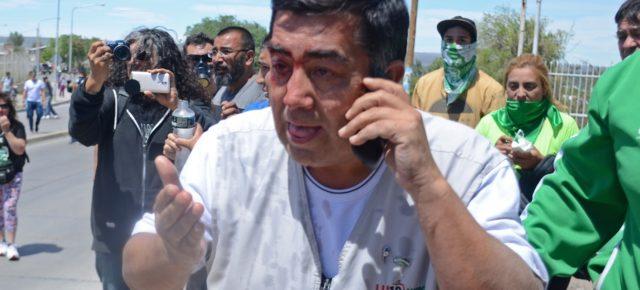 Pedimos a Pereyra que cesen los disparos a los trabajadores de prensa
