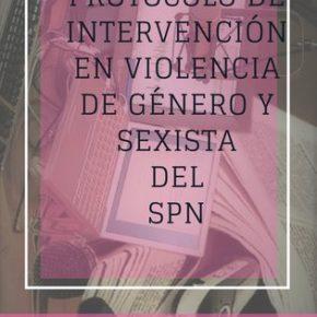 Las trabajadoras de prensa y nuestro protocolo de actuación ante la violencia de género