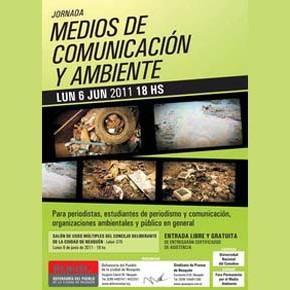 Jornadas Medios de Comunicación y Ambiente