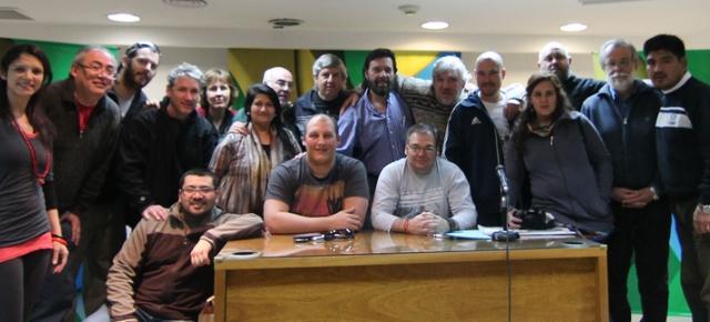 IV Encuentro Regional de Sindicatos de Trabajadores de Prensa de la Patagonia