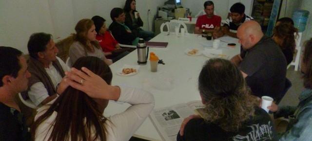 Asamblea anual en el Sindicato de Prensa de Neuquén