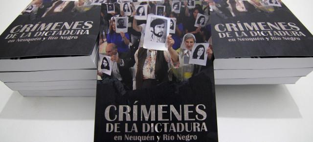 Libro del Sindicato de Prensa sobre los crímenes de la dictadura