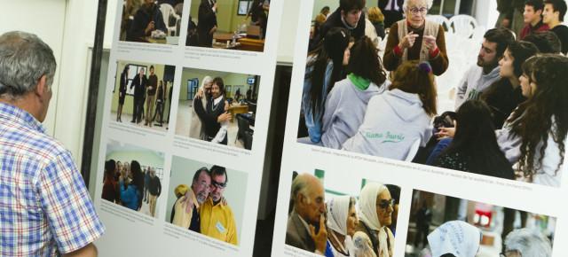 Presentación del libro en imágenes