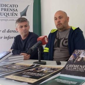 """""""Crímenes de la dictadura..""""en Chos Malal y en la Feria del Libro"""