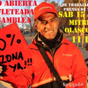 Apertura de la paritaria nacional por la Zona Patagónica