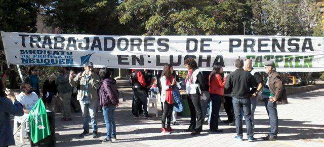 No acallamos el reclamo por el cese de las desvinculaciones compulsivas en Río Negro